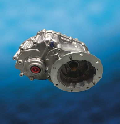 BorgWarner's eGearDrive(R) transmission features a highly efficient gear train to provide extended range and quiet performance for electric vehicles.