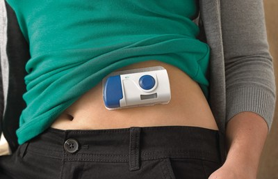 West's SmartDose(R) electronic wearable injector.