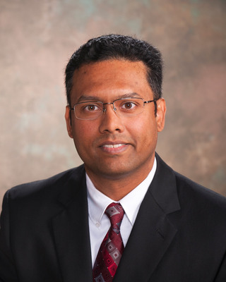 Dr. Amit Acharya, director of the Institute for Oral and Systemic Health (IOSH) at Marshfield Clinic Research Foundation.  (PRNewsFoto/Marshfield Clinic)