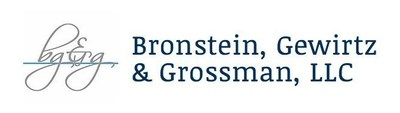 IQDNX & IQDAX Shareholder Alert: Bronstein, Gewirtz & Grossman, LLC Notifies Infinity Q Diversified Alpha Fund Institutional Class and Infinity Q Diversified Alpha Fund Investor Class of Class Action and Encourages Shareholders to Contact the Firm