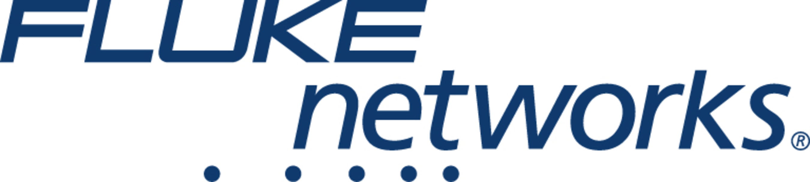 Fluke Networks logo.