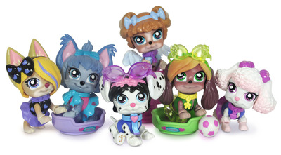 Mix Pups™... The Hottest New Girls' Collectible For The ...
