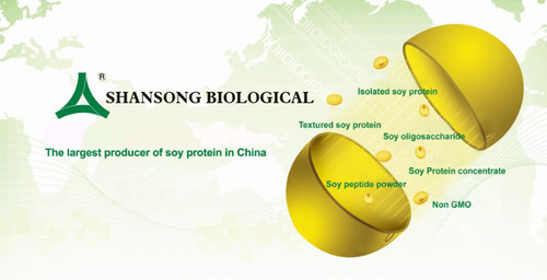 SHAN SONG Finds the New Market for Soybean.  (PRNewsFoto/Shansong Biological Products Co., Ltd)