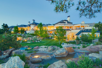 Largest Private U.S. Residence to be Offered at No-Reserve Auction by Supreme Auctions. (PRNewsFoto/Supreme Auctions)