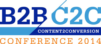 B2B Content2Conversion Conference, May 6-7, at The Pershing Square Signature Center.  (PRNewsFoto/Demand Gen Report)