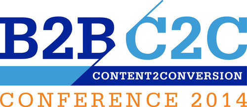 B2B Content2Conversion Conference, May 6-7, at The Pershing Square Signature Center. (PRNewsFoto/Demand Gen ...