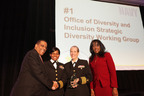 Navy takes top honors at Diversity conference in Washington, D.C.  (PRNewsFoto/PRISM International, Inc.)