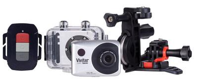 Vivitar's DVR786 Action Camera