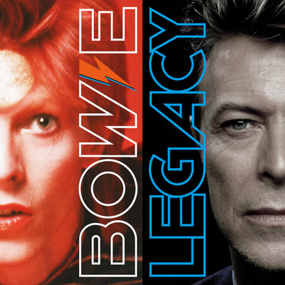 David Bowie cover art