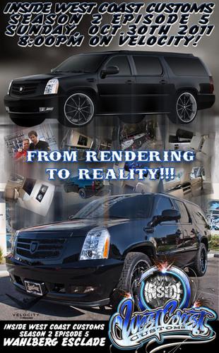 Renowned Custom Car Builders West Coast Customs Continues