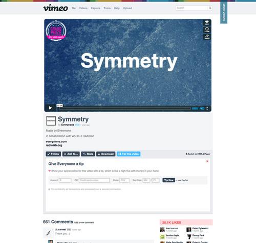 Vimeo Annonce Une Plateforme Ouverte Pour Permettre Aux Créateurs De Gagner De L'argent Avec Leurs