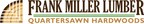 Frank Miller Lumber Announces New Company Logo, Website. The new website and brand presence is the latest expansion effort for the fourth-generation, family-owned lumber company, one of the largest quartersawn sawmills in the United States.