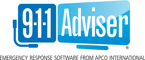 9-1-1 Adviser is a call-taking software solution developed by APCO and Smart Horizons.  (PRNewsFoto/Smart Horizons)