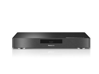 Panasonic Exhibits Prototype of World's First Next Generation Blu-ray Disc Player at CES 2015