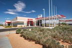 Bridgestone's Biorubber Process Research Center, where the company will begin producing natural rubber in Mesa, Arizona. (PRNewsFoto/Bridgestone Americas, Inc)