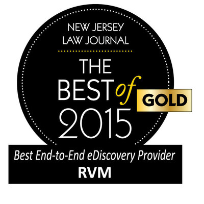 RVM Best End-to-End eDiscovery Provider