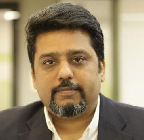 Rajeev Vij, CEO of GlobalOutlook