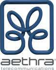 Aethra Telecommunications Logo