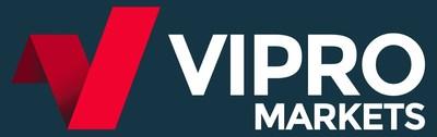 Vipro Markets Logo (PRNewsFoto/Vipro Markets)