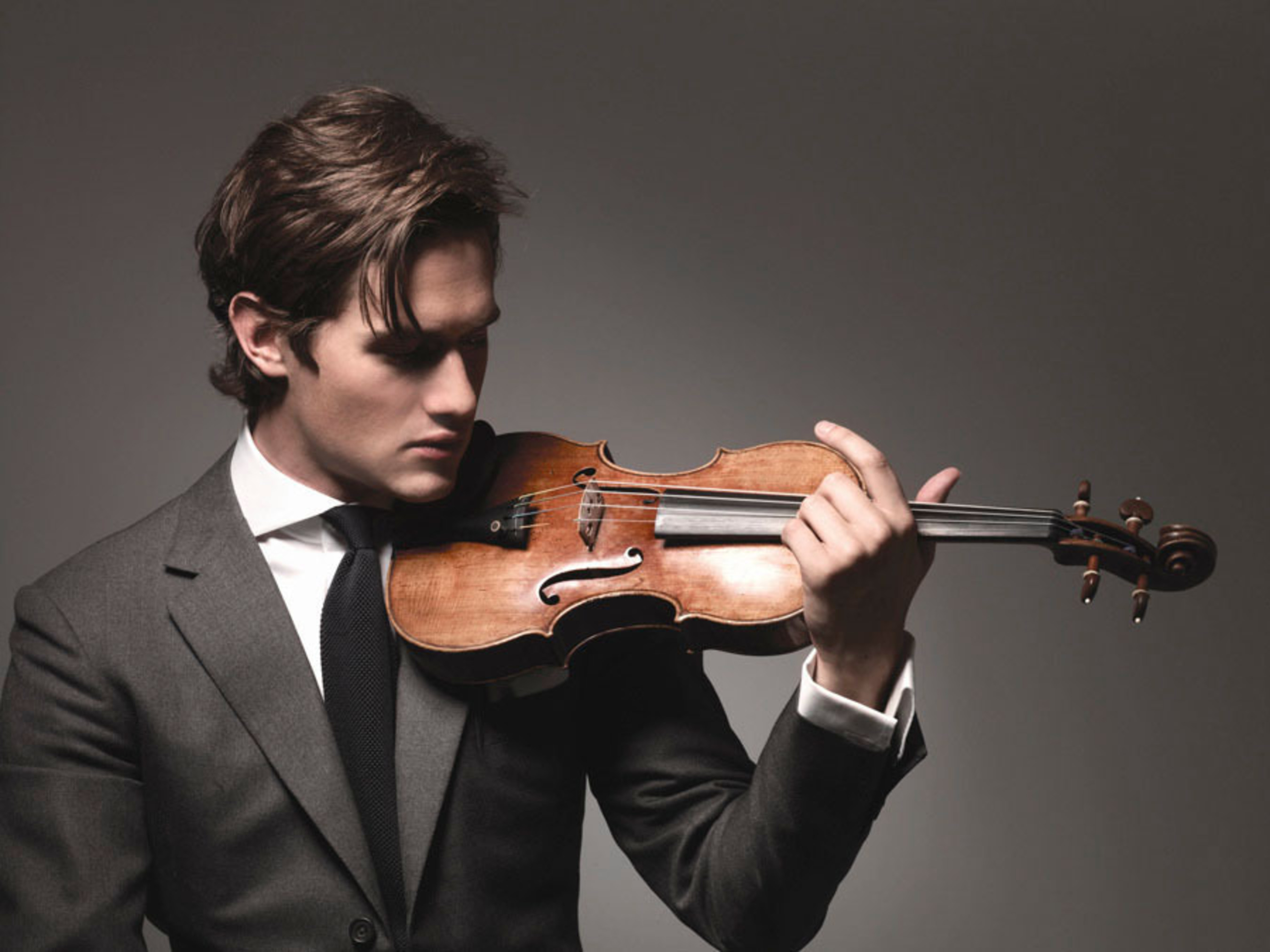 CBS Watch! Magazine Partners With Classical Musician Charlie Siem On Spring Marketing Campaign. (PRNewsFoto/CBS Corporation) (PRNewsFoto/CBS CORPORATION)