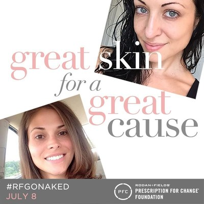Rodan + Fields Prescription for Change Foundation, great skin for a great cause