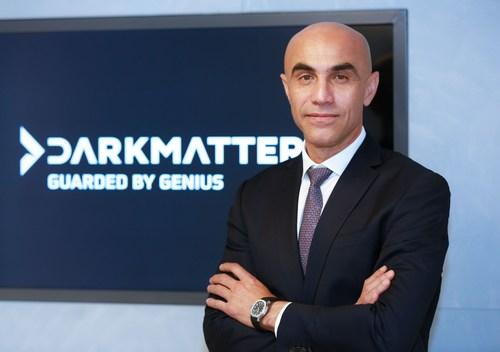 Rabih Dabboussi, DarkMatter's Senior Vice President of Sales, Marketing and Business Development (PRNewsFoto/DarkMatter)