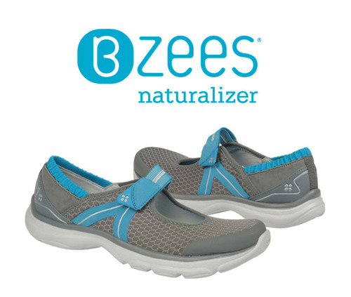 Introducing BZees by Naturalizer. (PRNewsFoto/Brown Shoe Company, Inc.) (PRNewsFoto/BROWN SHOE COMPANY, INC.)