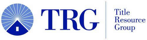 Title Resource Group logo. (PRNewsFoto/Title Resource Group) (PRNewsFoto/Title Resource Group)