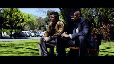 Orlando Bloom and Forest Whitaker in Zulu - Copyright -® Eskwad