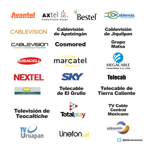 Let's Stop the Abuse of Telmex-Telcel