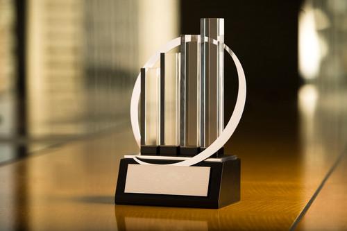 EOY Award.  (PRNewsFoto/Ernst & Young)