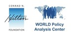 Conrad N. Hilton Foundation gives $5.44 million grant to the UCLA WORLD Policy Analysis Center.