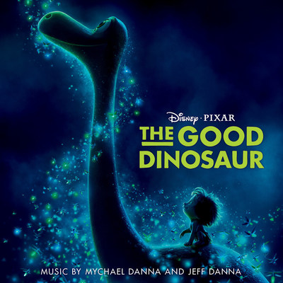 Walt Disney Records Releases 'The Good Dinosaur' Original Motion Picture Soundtrack Score Composed