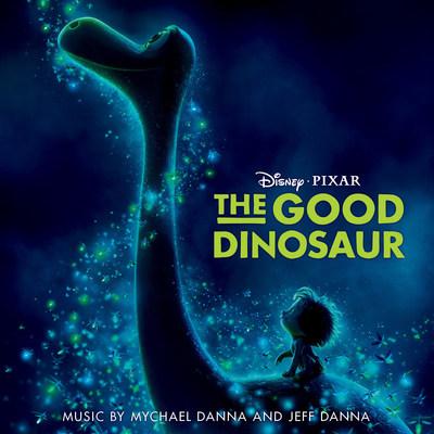 Walt Disney Records Releases 'The Good Dinosaur' Original Motion Picture Soundtrack Score Composed