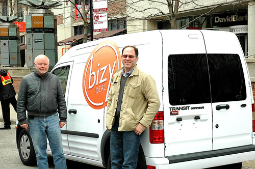 Inaugural Deal on bizy™, New B2B Deal Site Just for Small Business, Features Ford Small-Business
