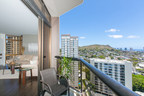 Boutique Honolulu high rise with breathtaking views