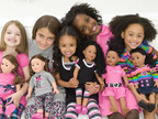 Dollie & Me, the matching fashion and doll lifestyle brand, wins top toy award.  (PRNewsFoto/Kahn Lucas Lancaster, Inc., Todd Williams)