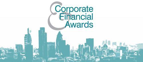 Corporate and Financial Awards logo (PRNewsFoto/Communicate Magazine)