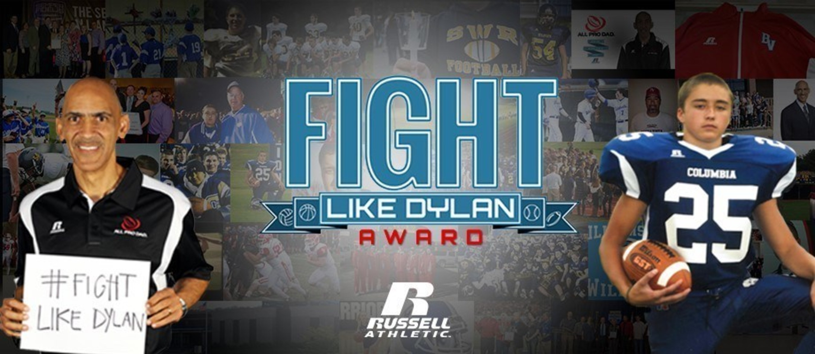 Russell Athletic Fifth Annual 'Fight Like Dylan Award'