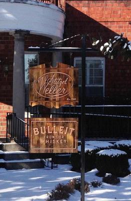Sign outside Stitzel-Weller Distillery in Louisville, Kentucky. (PRNewsFoto/Diageo) (PRNewsFoto/DIAGEO)