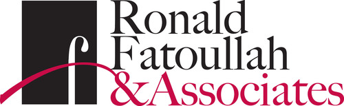 Ronald Fatoullah & Associates logo.  (PRNewsFoto/Ronald Fatoullah & Associates)