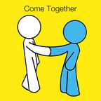 Come Together Logo.  (PRNewsFoto/Red Pike LLC)