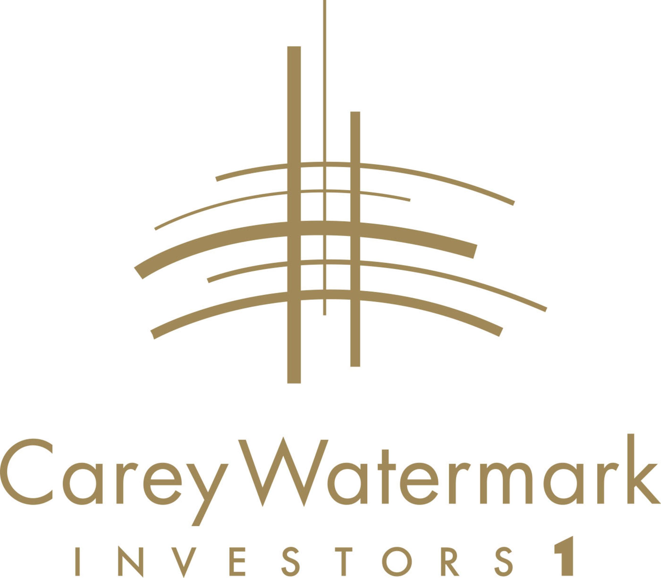 Carey Watermark Investors 1 Logo.