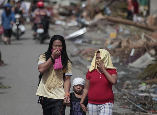 Typhoon Haiyan has devastated the Philippine islands and has left many in desperate need of aid.  (PRNewsFoto/Loeber Motors)