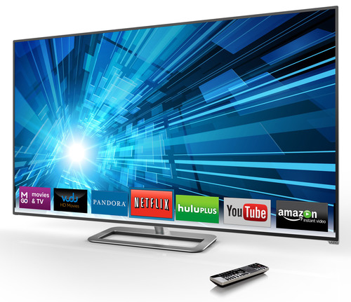 VIZIO, Inc., America's #1 Smart TV and large size LCD company, announced today Q3 2013 results, showing ...