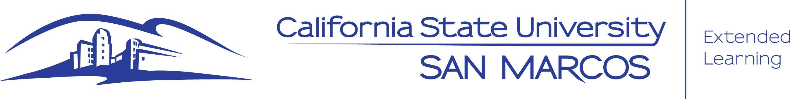CSUSM EL logo.