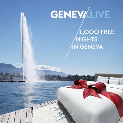 You are invited to Geneva, Switzerland - Take your chance now!