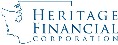 Heritage Financial Corporation logo.  (PRNewsFoto/Heritage Financial Corporation)