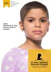 Acompane a nuestra paciente en St. Jude, Yamila, en la lucha para poner fin al cancer infantil
