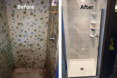 Larry & Sons offers tips for homeowners to use to prepare for a bathroom remodel.
